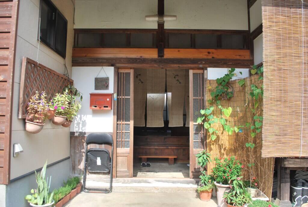 Okina-gusa Entrance