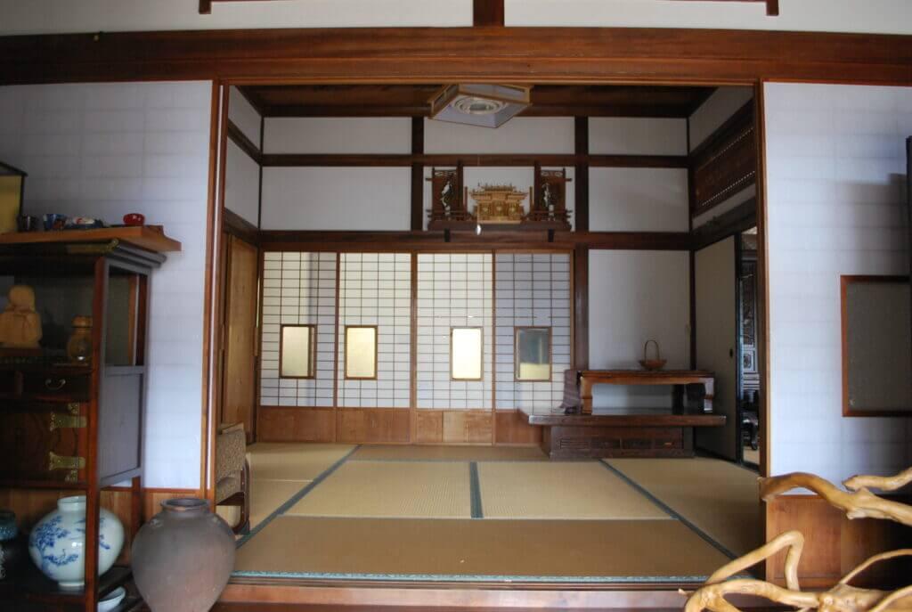 Hanakaze Tatami room 1